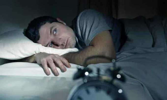 Глицин приводит в норму сон