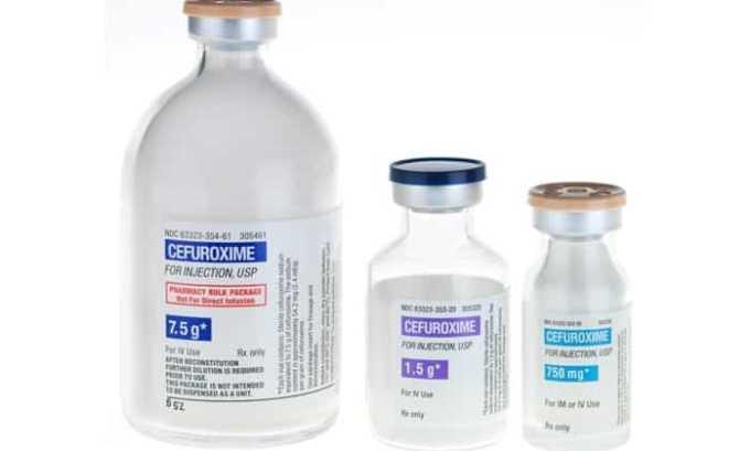 Цефуроксим применяется при заболеваниях органов малого таза