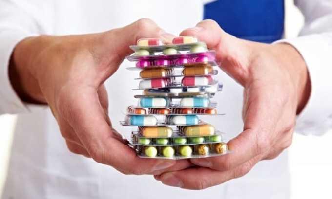 Использование медикаментозных препаратов, обладающих мочегонным действием может спровоцировать поллакиурию