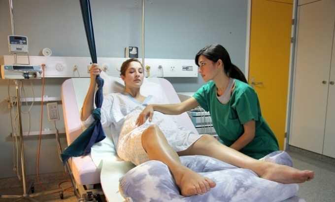 После родов цистит может возникнуть вследствие сдавливания мочевого пузыря