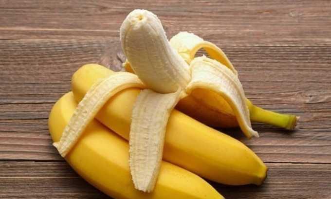 Банан является пищевым источником тирозина