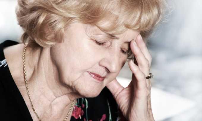 Пожилые люди могут принимать средство в соответствии со стандартной дозировкой