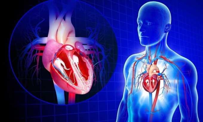 Офлоксацин 200 может спровоцировать негативные явления со стороны сердца и сосудистой системы