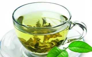 Можно ли пить зеленый чай при цистите?