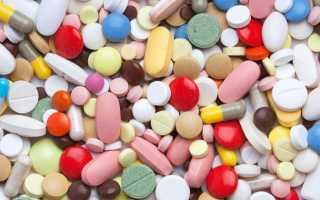 Таблетки для быстрого лечения цистита