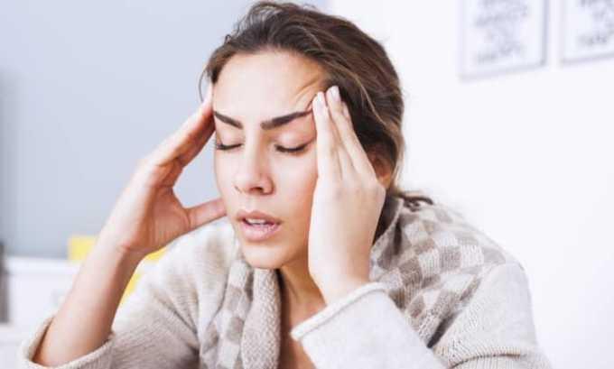 Врач назначает препарат только в случае наличия у пациента мигрени
