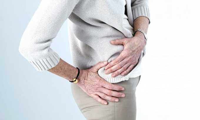 Травмы костей таза - одна из причин дриблинга у женщин