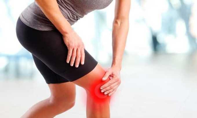Прием Ибупрофена является целесообразным при суставной боли
