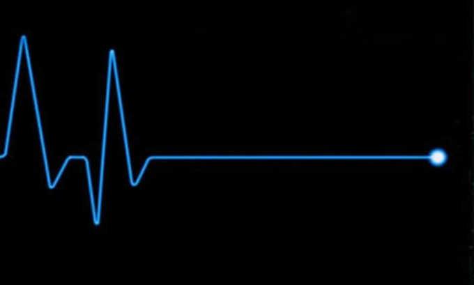 От лекарственных средств возможен побочный эффект в виде остановки сердца