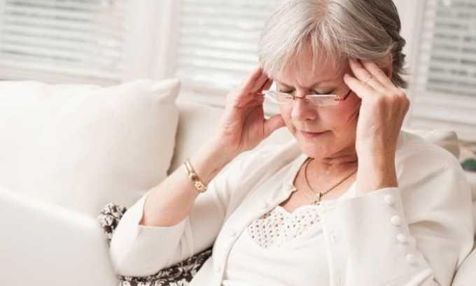 Таблетки или инъекции применяют в случае наличия у пациента мигрени