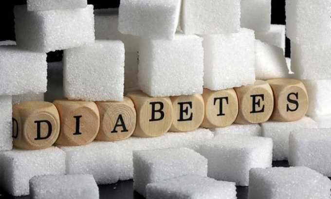 Таблетки с осторожностью прописываются пациентам с сахарным диабетом