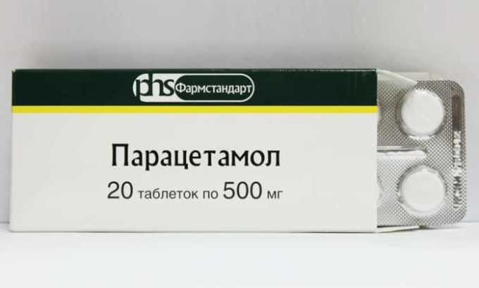 Совместный прием с Парацетамолом повышает риск развития нефротоксических эффектов диклофенака