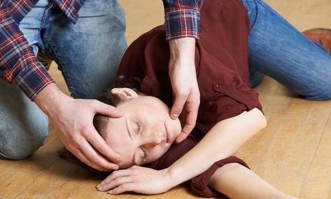 Эуфиллин не используется для лечения больных с эпилепсией