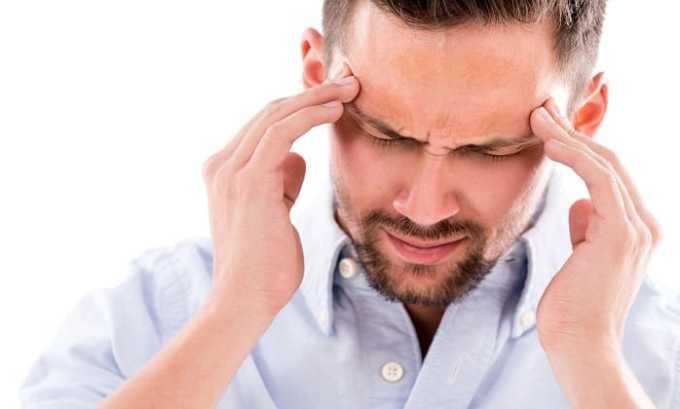 Флексид может провоцировать головные боли