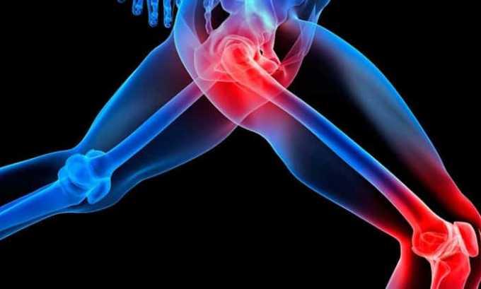 Кальций, содержащийся в лекарстве, обеспечивает формирование здоровых и крепких костей