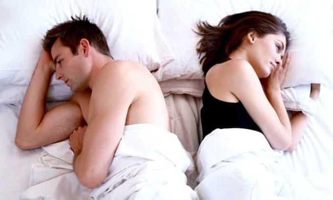 При приеме Аллопуринола могут возникать негативные последствия в виде снижения полового влечения