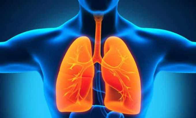 Использование Медаксона предусмотрено в случаях диагностирования у пациента инфекций дыхательных путей