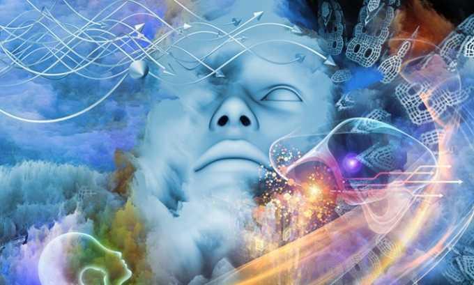 Одно из побочных действия препарата галлюцинации