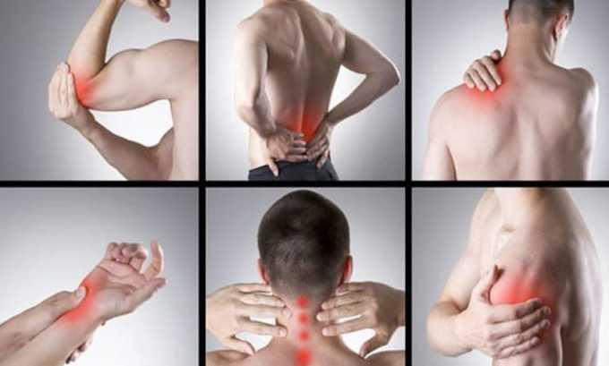 От препарата возможно побочное явление в виде мышечных спазмов