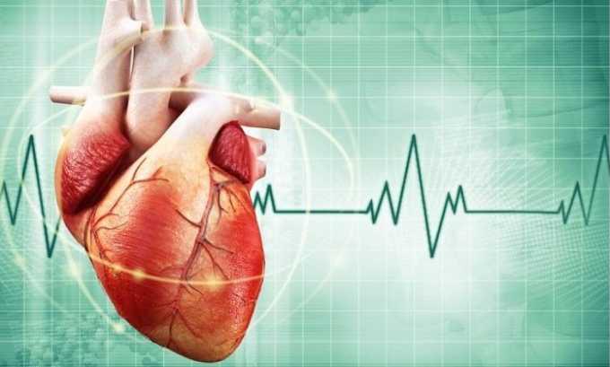 При нарушения сердцебиения используется комбинация препаратов