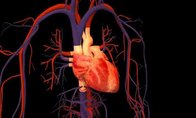 Препарат расширяет артерии, не повышая частоту сердечных сокращений
