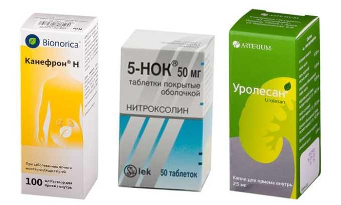 С Канефроном и Уролесаном: лекарства эффективно дополняют друг друга