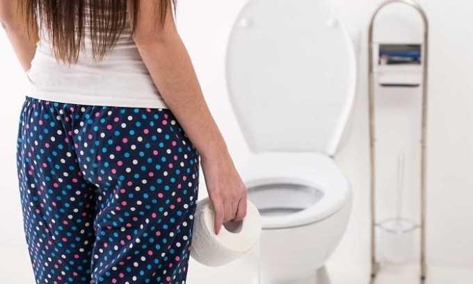 При обострении хронического заболевания женщина жалуется на частое мочеиспускание
