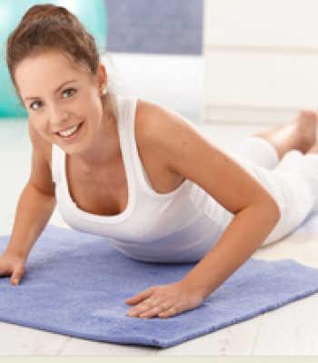 Упражнения, которые помогут поднять почки!