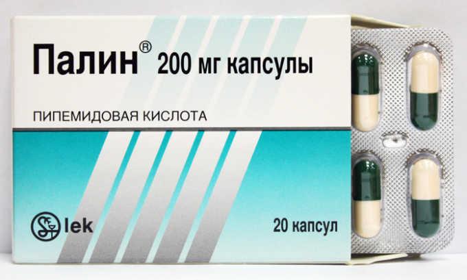 Одним из аналогов препарата является Палин