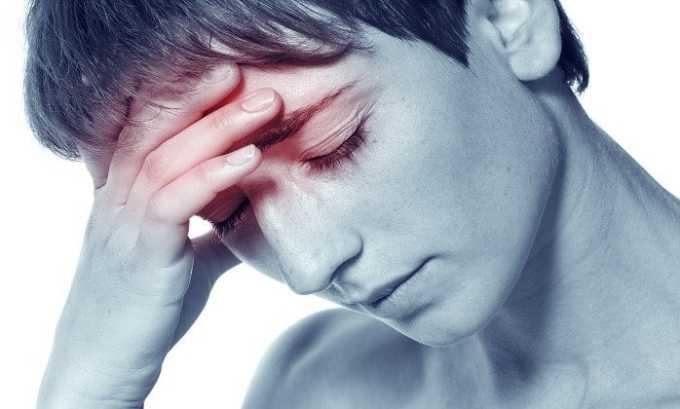 Побочным действием Берлиприла является появление головной боли
