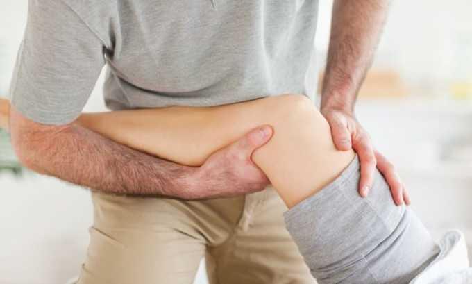 Медикамент может вызывать поражение мышц и сухожилий