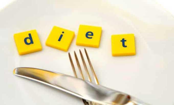 Необходимо ограничить прием Оспамокса при диете с пониженным содержанием натрия