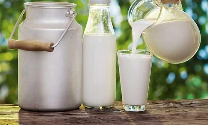 Пищевым источником тирозина является молоко