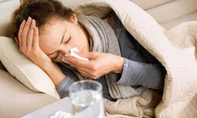 Показан Реаферон ЕС-Липинт для лечения и профилактики ОРЗ и гриппа у всех возрастных групп