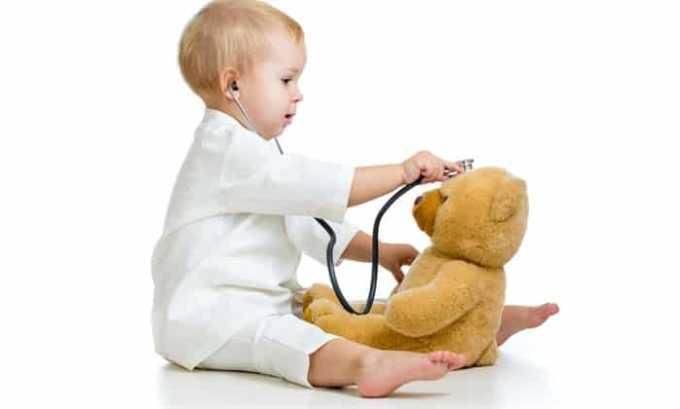 Пациентам, не достигшим возраста 6 лет, таблетки НПВС не прописываются