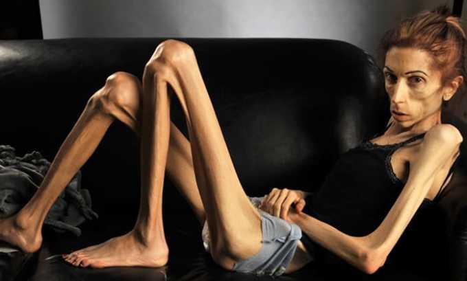 Передозировка может привести к анорексии