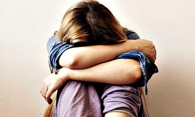 Побочные эффекты от применения Левостара проявляются в виде депрессии