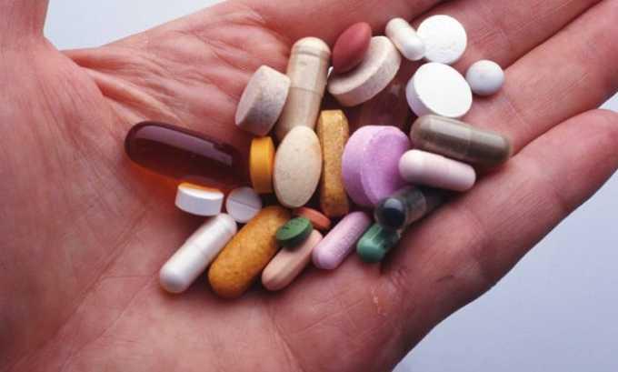 Медикаментозные препараты у чувствительных лиц вызывают аллергические реакции, в том числе и в мочевом пузыре