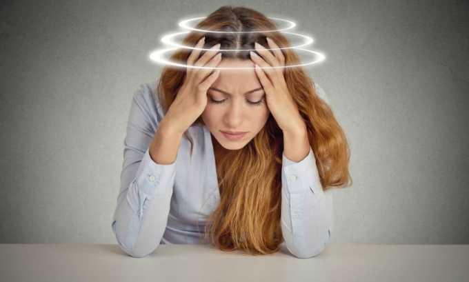 Во время антибактериальной терапии наблюдается побочная симптоматика. Этот процесс характеризуется болями в голове