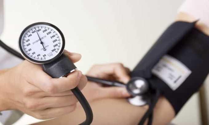 В нескорых случаях возможные такие побочные эффекты как повышение артериального давления
