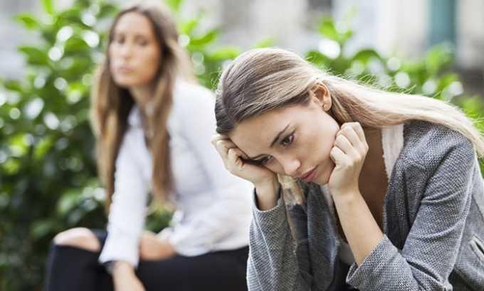 Биотредин применяют при плохом настроении