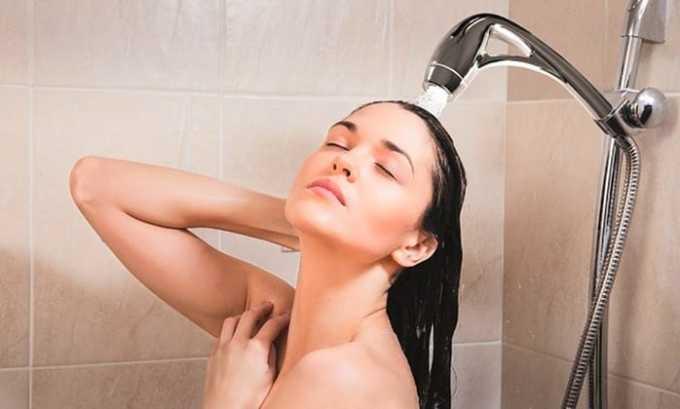 Важно уделять достаточно времени проведению гигиенических мероприятий и регулярно принимать душ