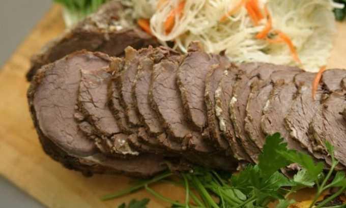 При цистите можно есть мясо нежирных сортов