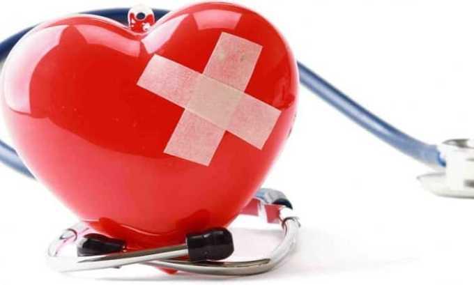 Комбинация лекарственных средств не назначается пациентам, имеющим сердечную недостаточность