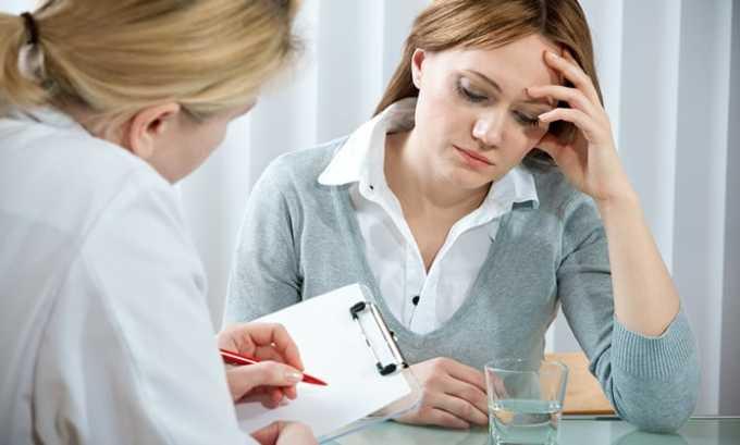 Средство будет назначено пациенту при наличии у него органических и функциональных заболеваний нервной системы
