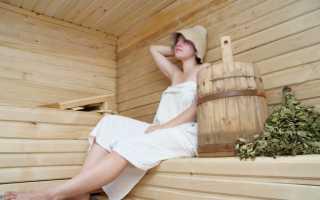 Опасно ли ходить в сауну и баню при цистите?