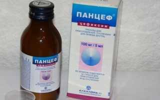 Как правильно использовать Панцеф 400 при инфекциях мочевыводящих путей  ?