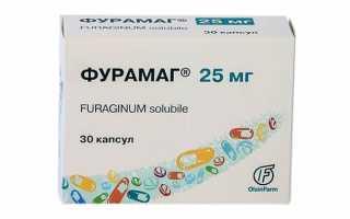 Как правильно использовать препарат Фурамаг?