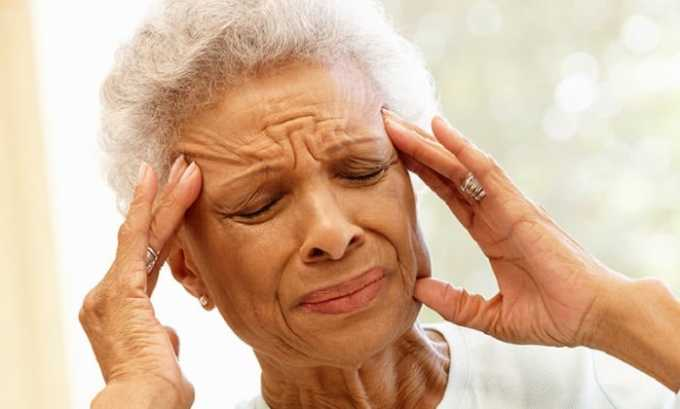 Нурофен 200 показан при головных болях
