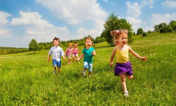 Рассматриваемый препарат запрещен к использованию в детском возрасте до 12 лет